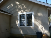 Siding and Window install
